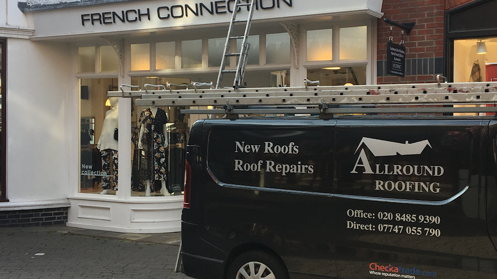 ALL Round Roofing Company