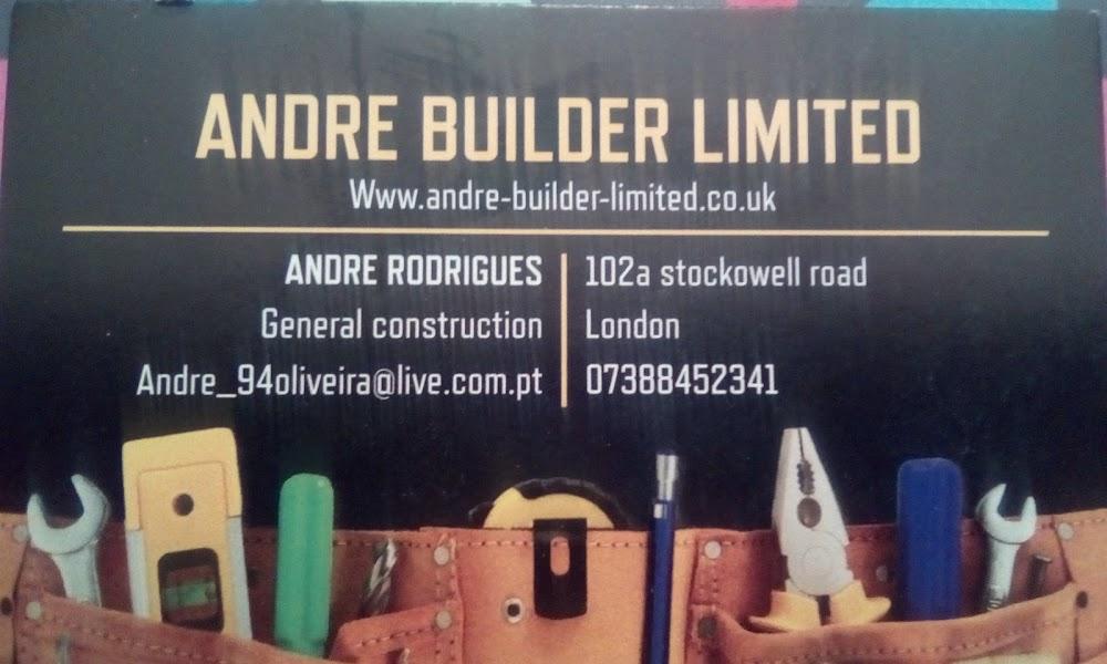 ANDRÉ BUILDER LIMITED