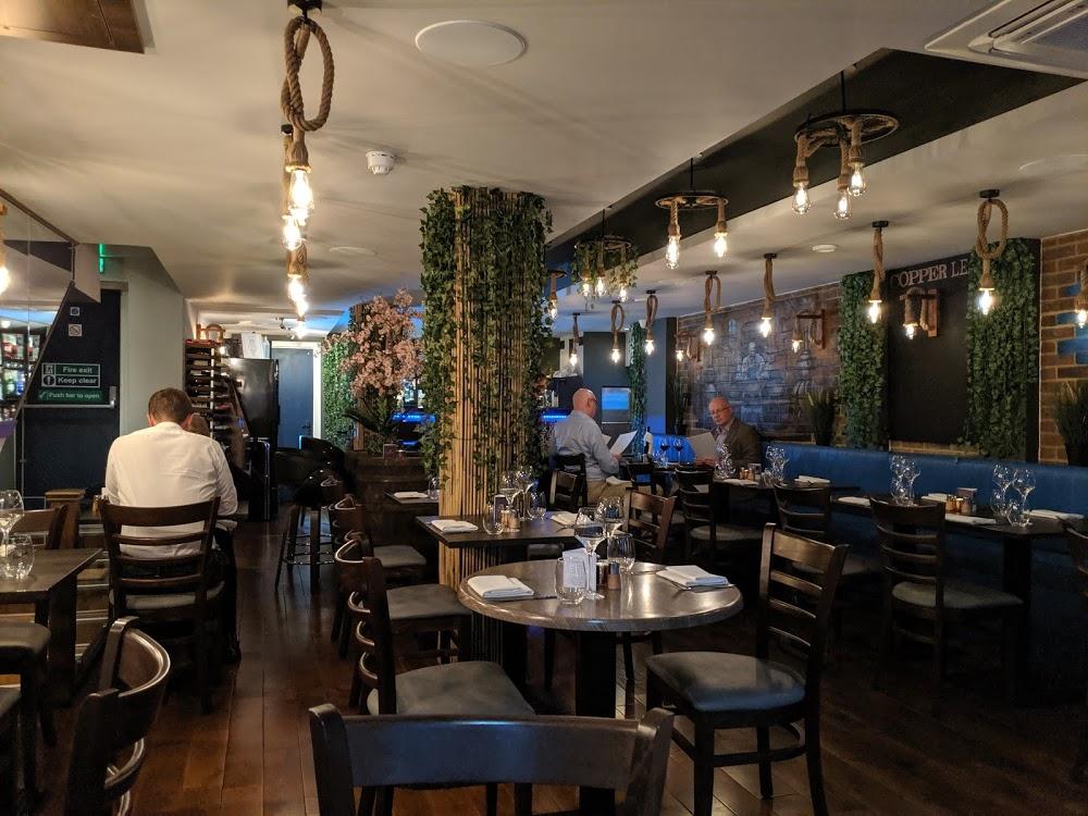 COPPER LEAF – Restaurant & Gin Bar