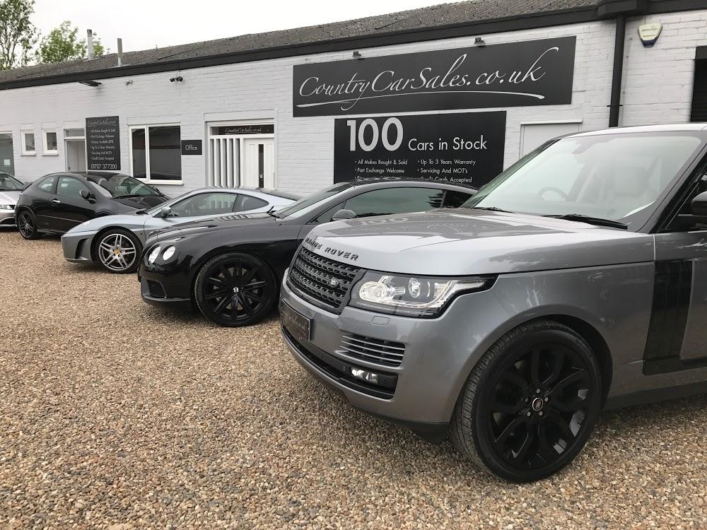 Country Car Sales Ltd