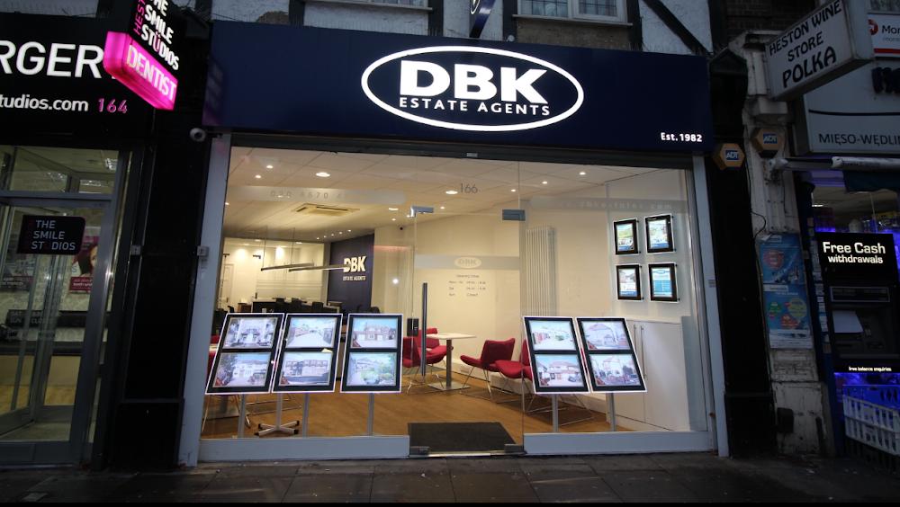 DBK Estate Agents – Heston