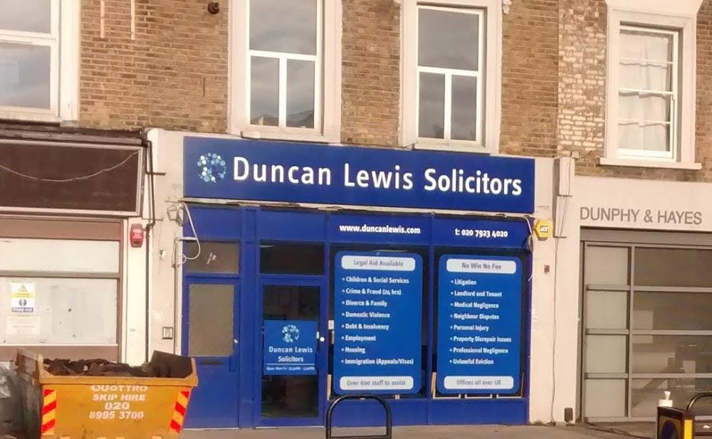 Duncan Lewis Solicitors