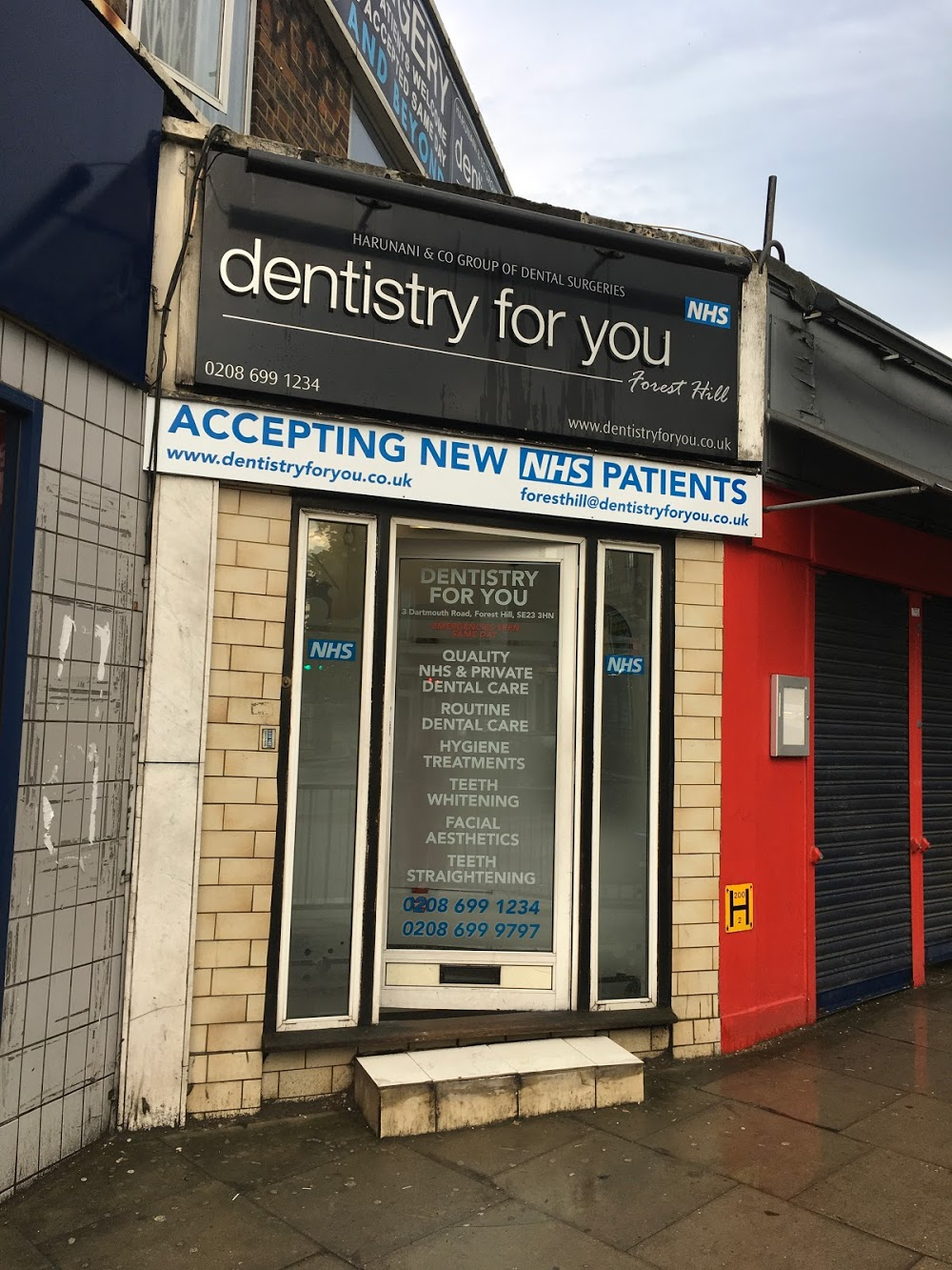 Forest Hill Dental Surgery – Dentistry For You (NHS & Private)