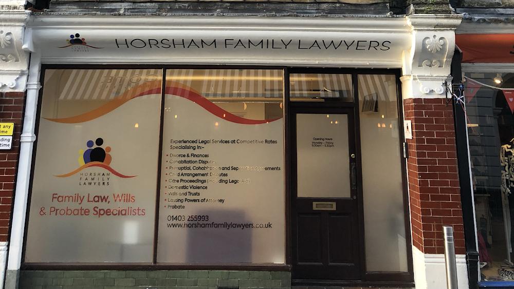 Horsham Family Lawyers