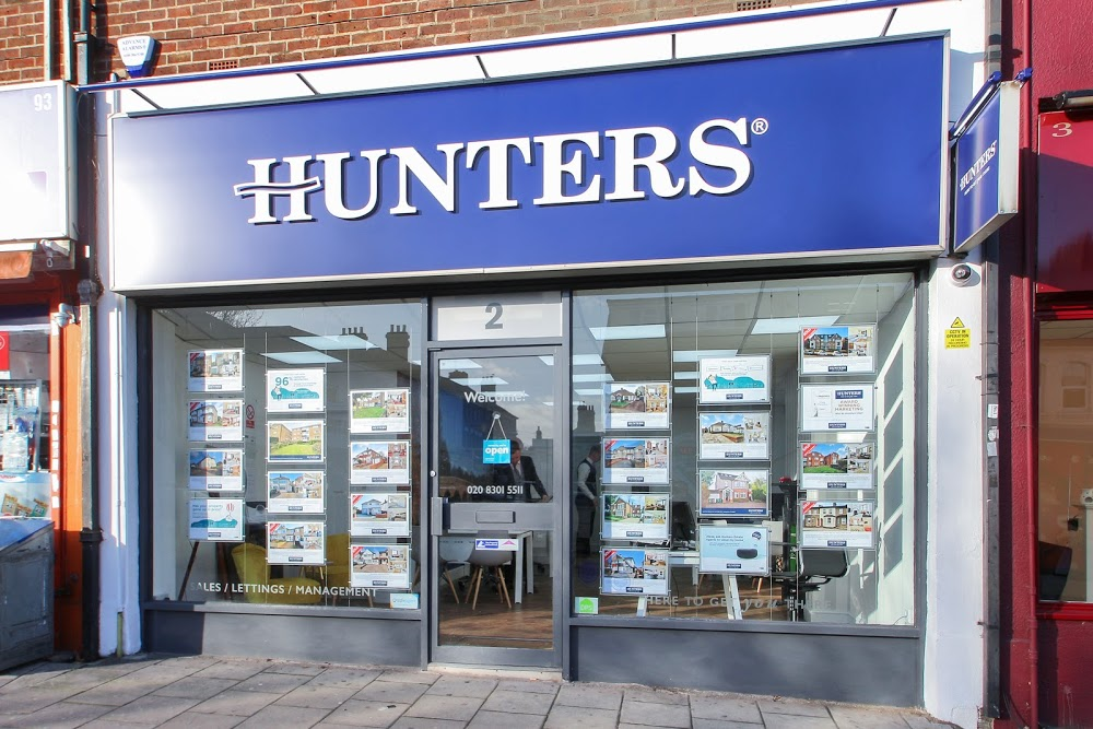 Hunters Estate Agents Sidcup