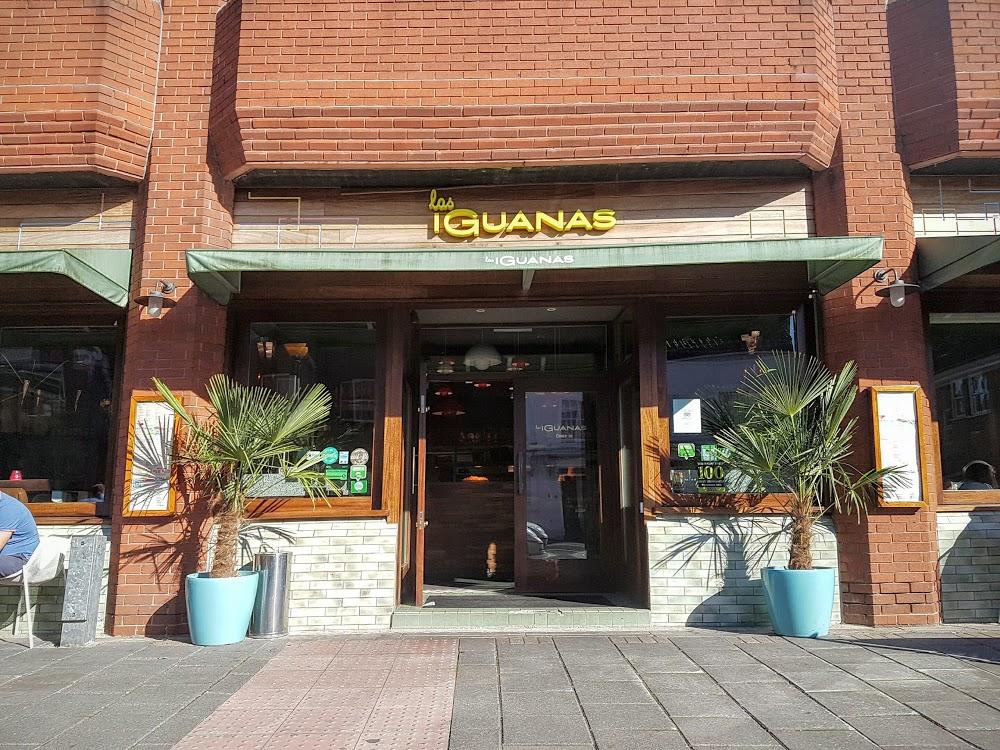 Las Iguanas Kingston