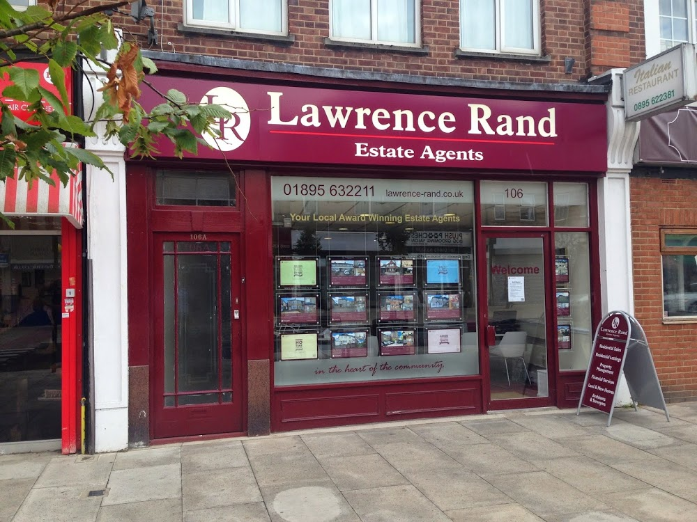 Lawrence Rand Estate Agents, Selling and Renting Property in Ruislip, Pinner, Ickenham, Harrow, Northwood and Northolt