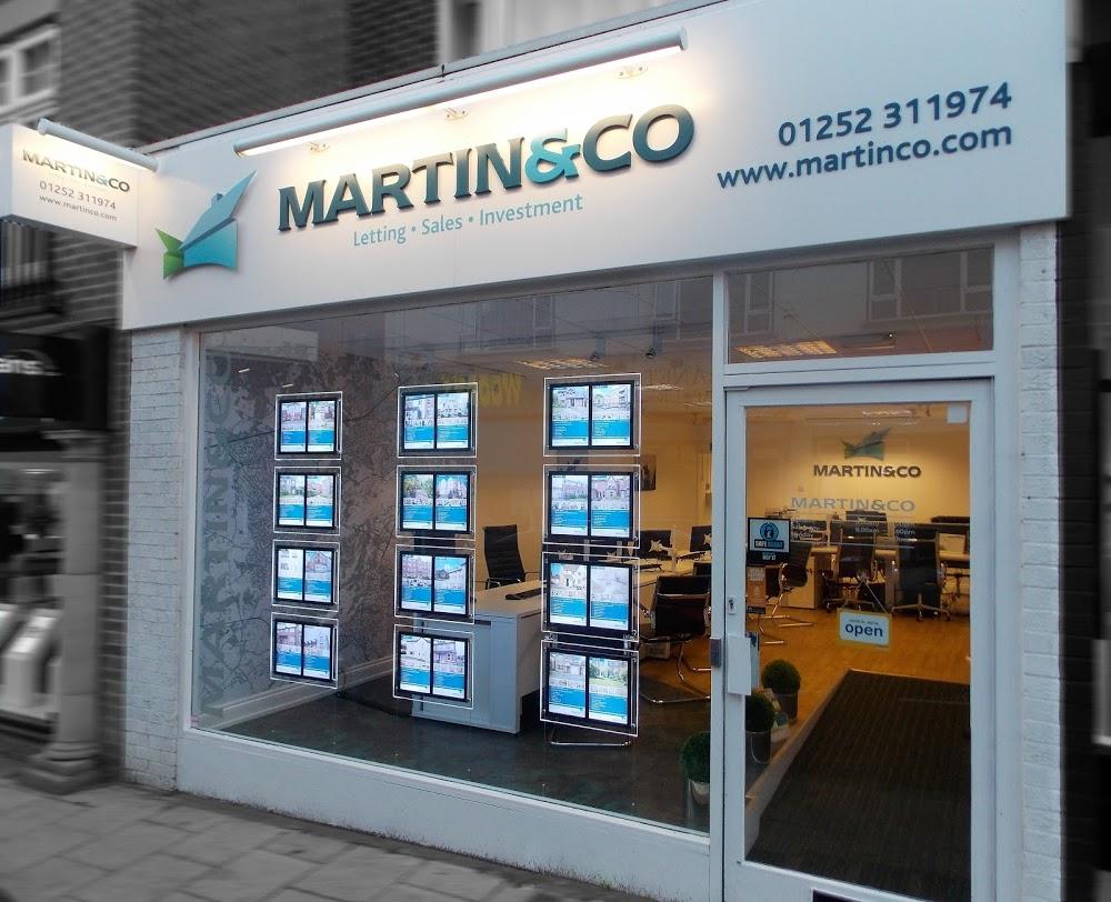 Martin & Co Aldershot Letting and Estate Agents