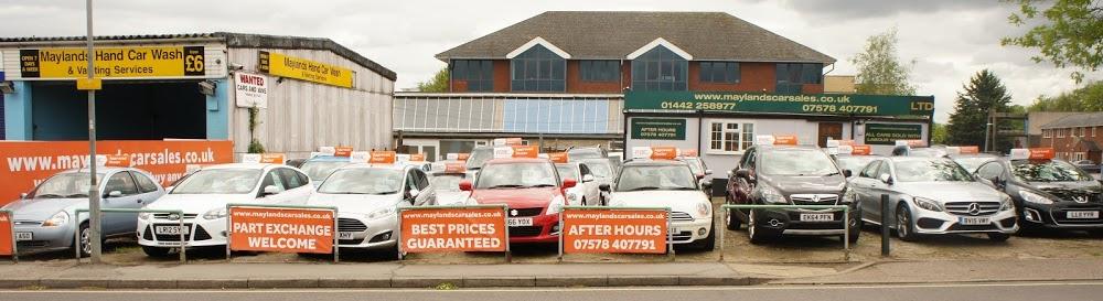 Maylands Car Sales Heathside Garage