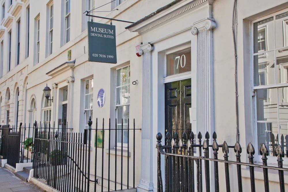 Museum Dental Suites – Dentist London