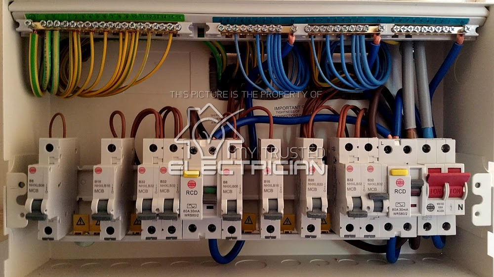 My Trusted Electrician – Carshalton, Wallington and Coulsdon