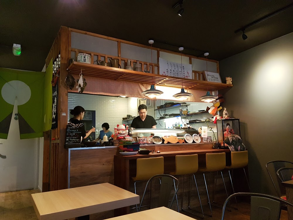 Obon – Sushi and Udon