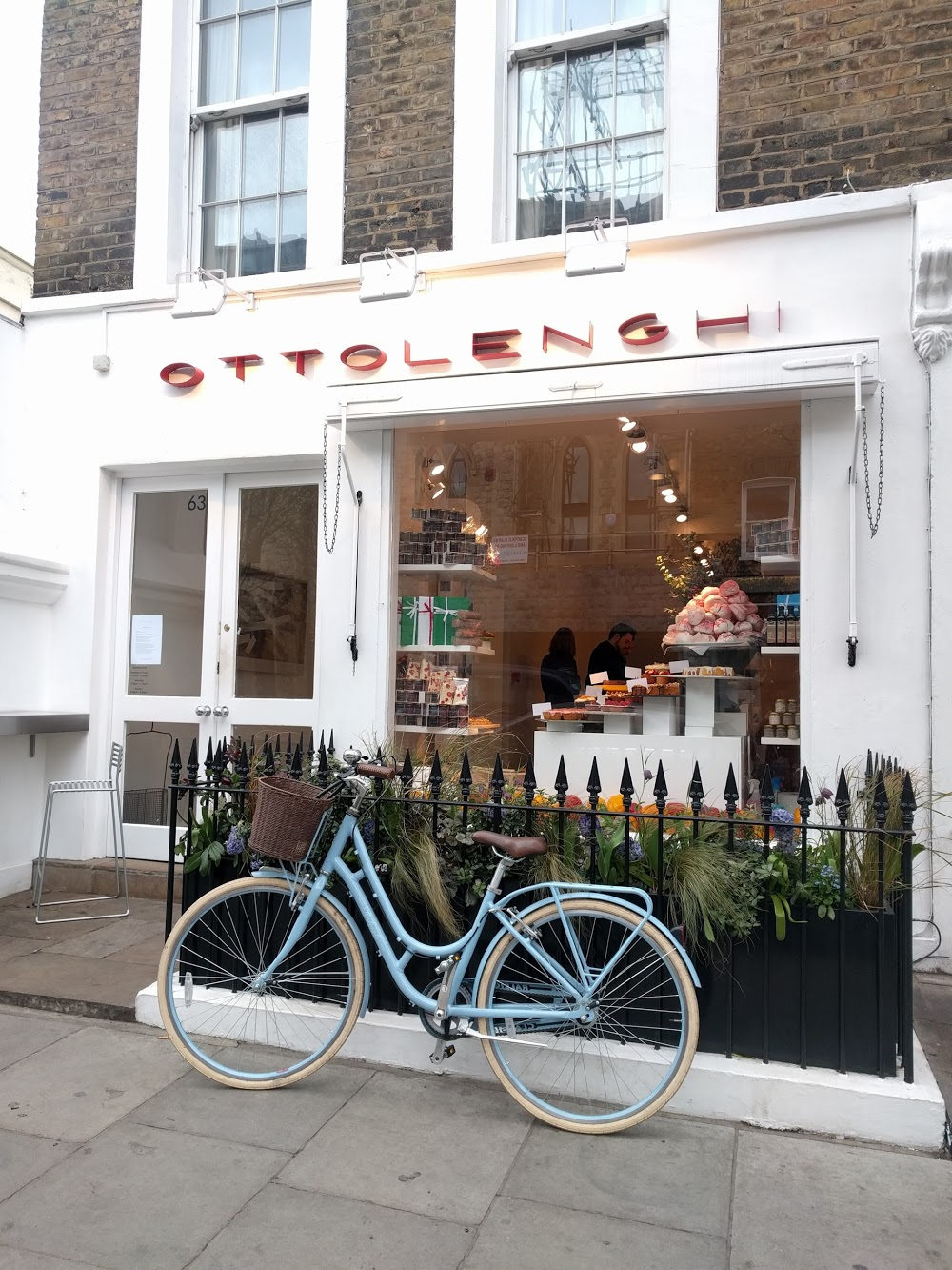 Ottolenghi Notting Hill