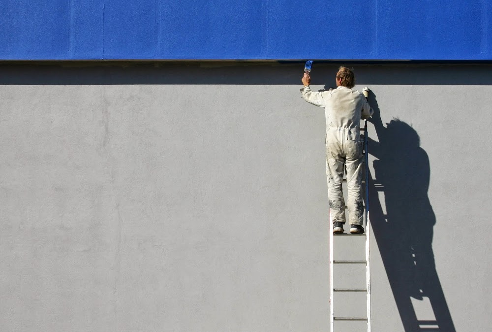 "Painters and decorators in London ""Cloud Painters"""