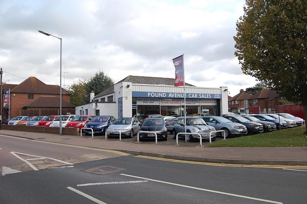Pound Avenue Car Sales