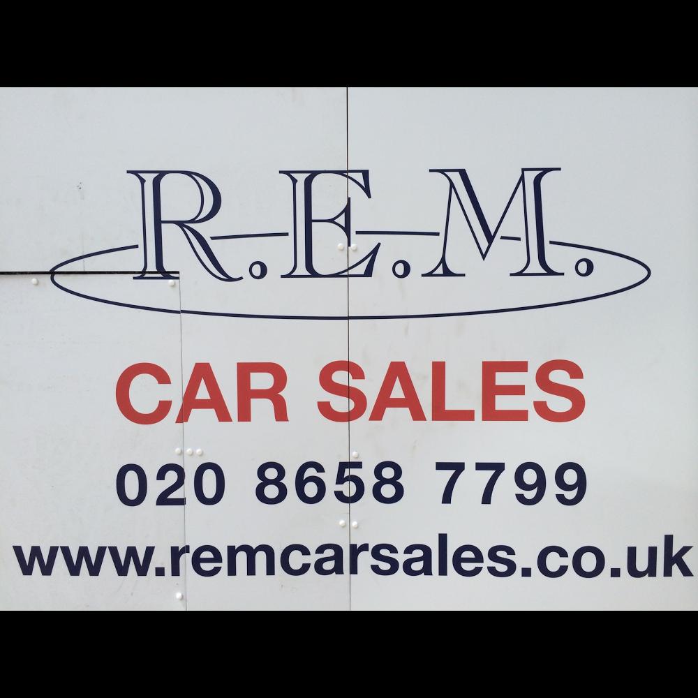 R.E.M Car Sales