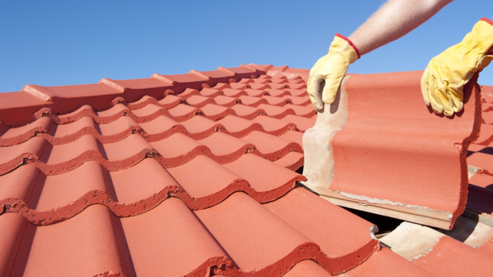 Roofing East London