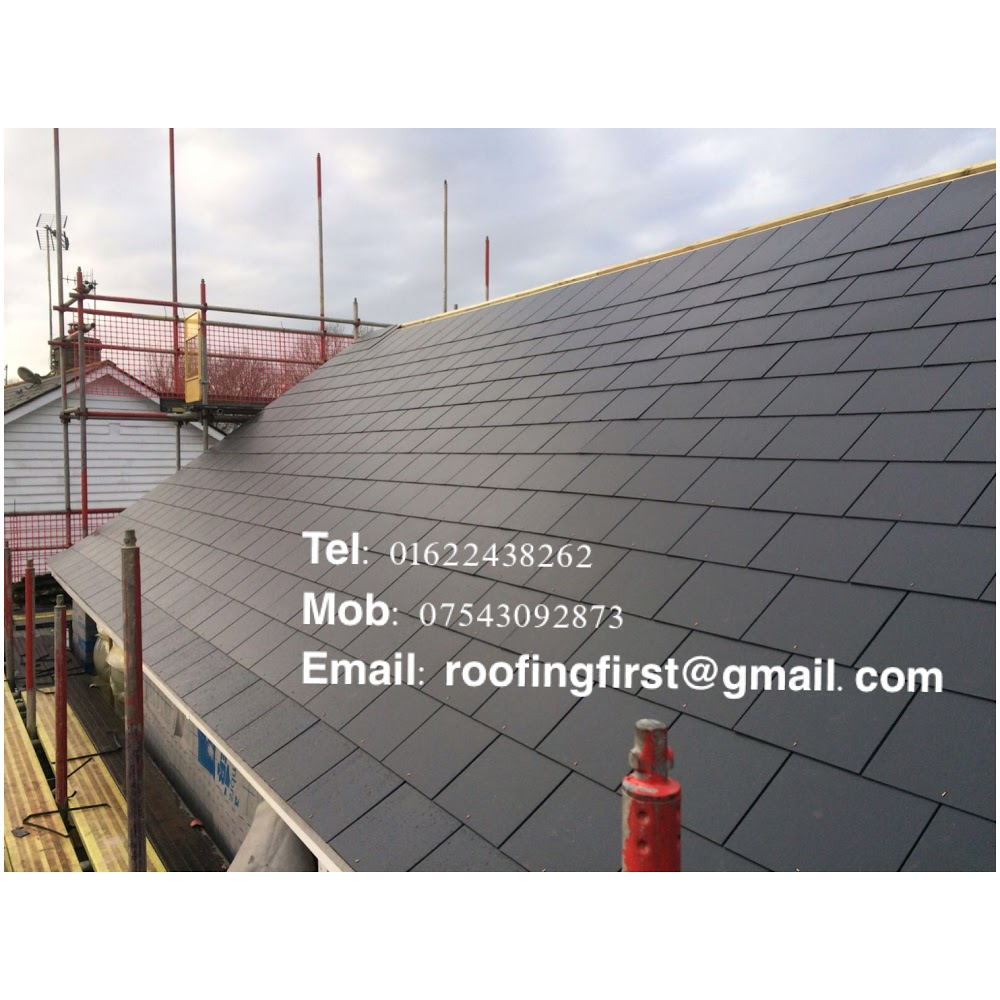 Roofing First