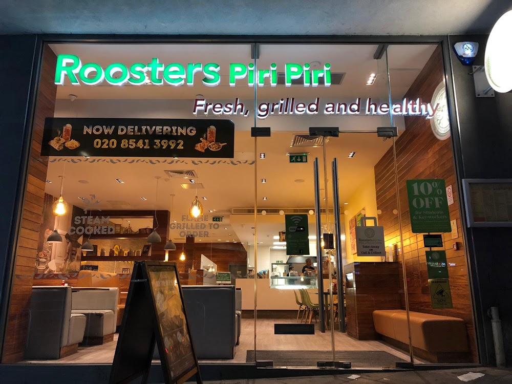 Roosters Piri Piri