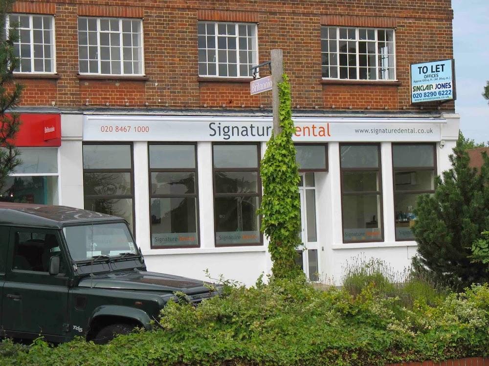 Signature Dental – Chislehurst Dentist