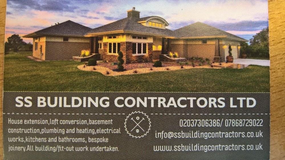 SS Building Contractors Ltd