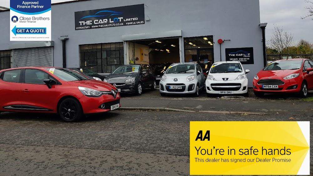 The Car Lot Ltd