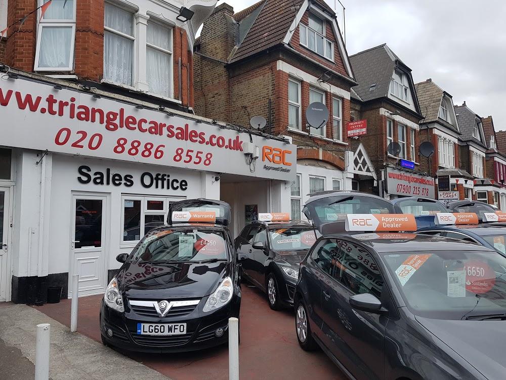 Triangle Car Sales