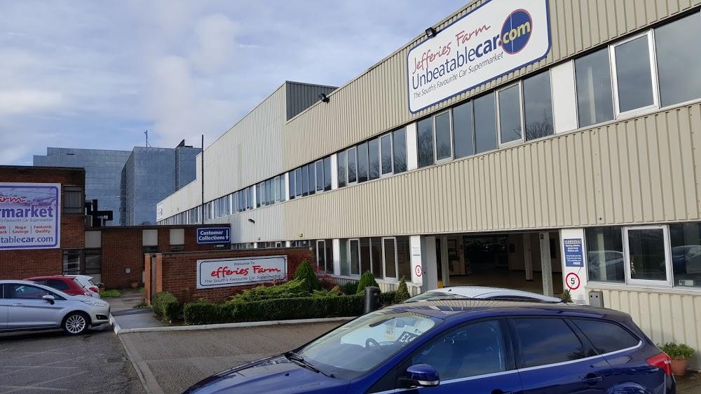 Unbeatable Car™ – Crawley Car Supermarket