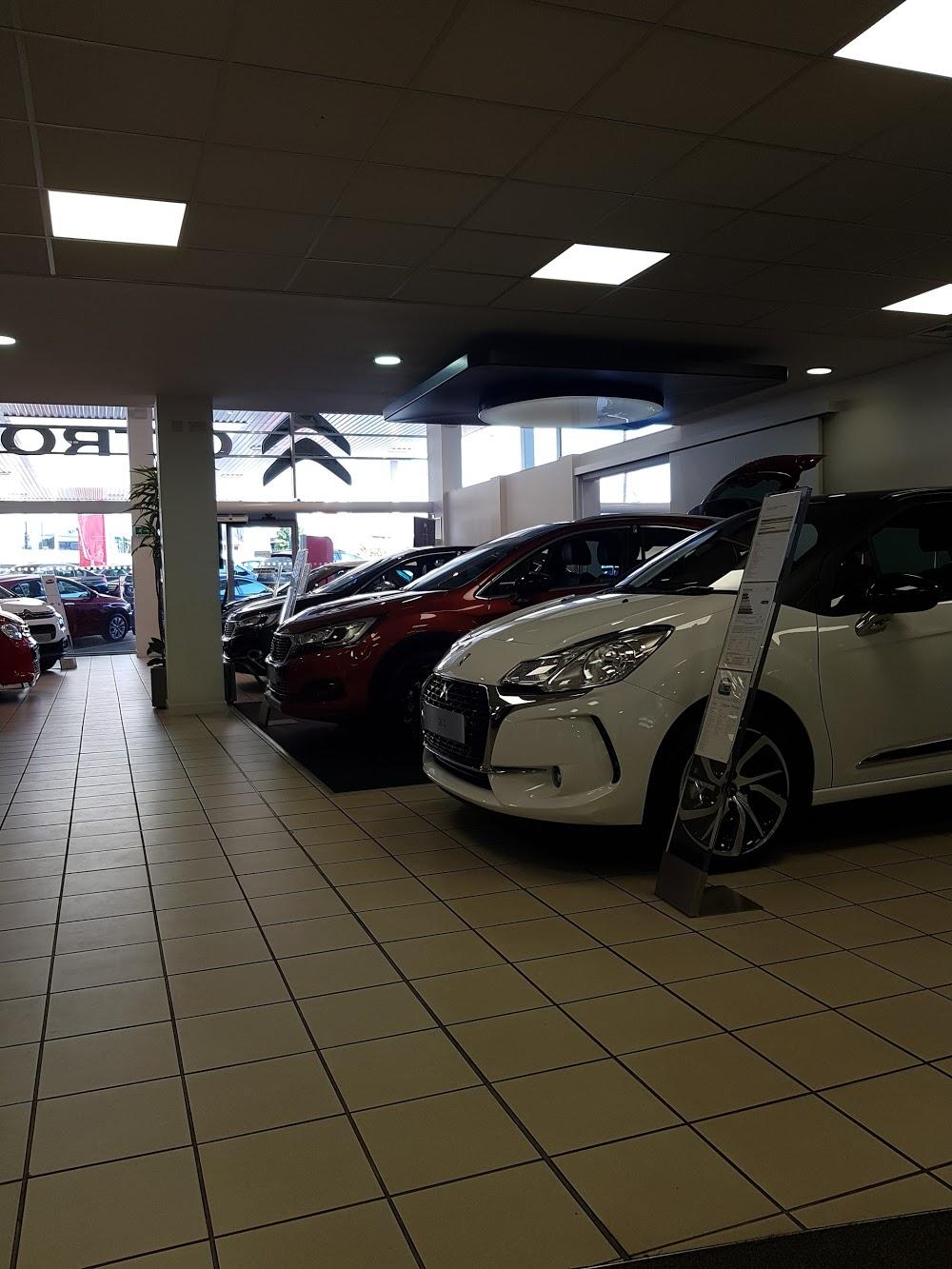 Wilsons Dacia Sales