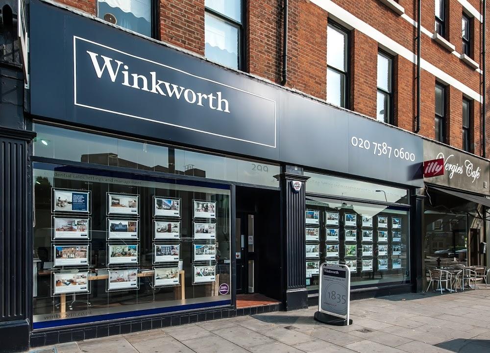Winkworth Kennington Estate Agents
