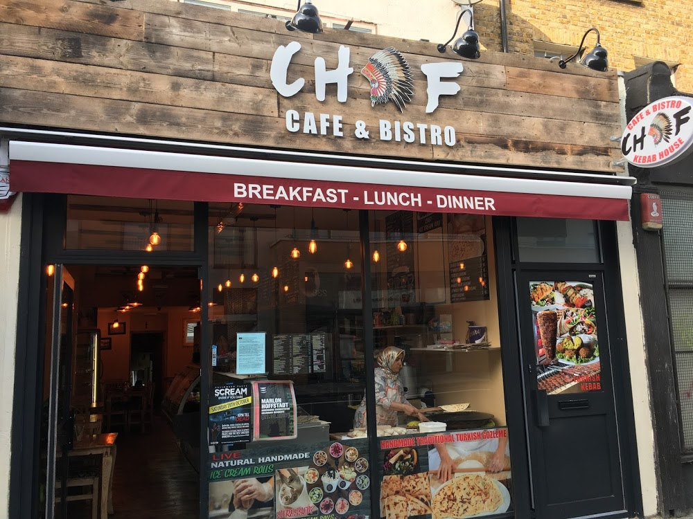 Chef cafe Bistro & Restaurant London