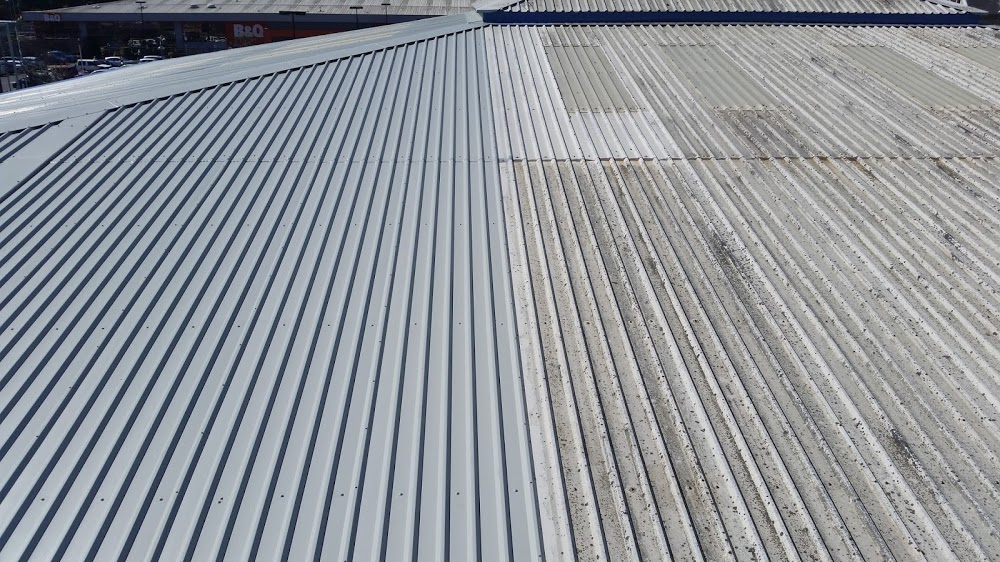 Commercial Roofing & Cladding – Tritec Building Contractors