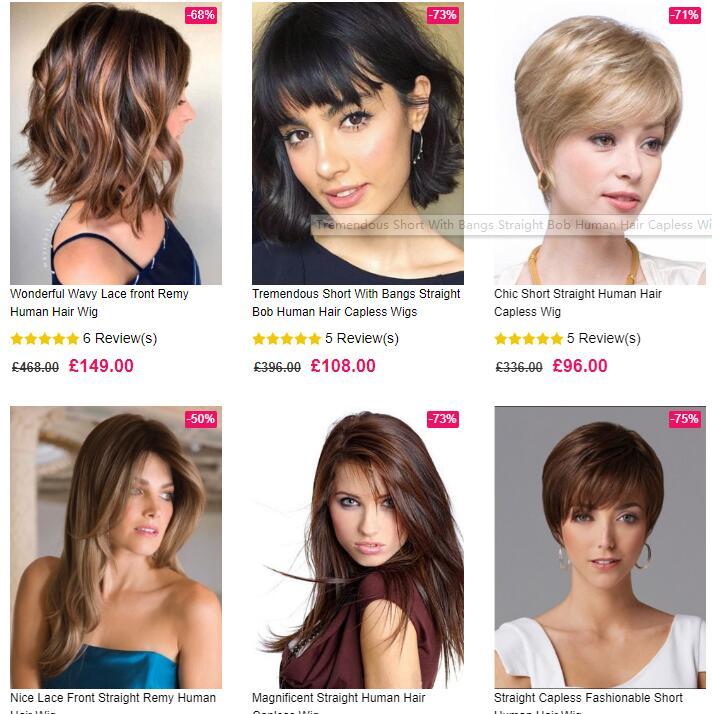 yneed wigs shop