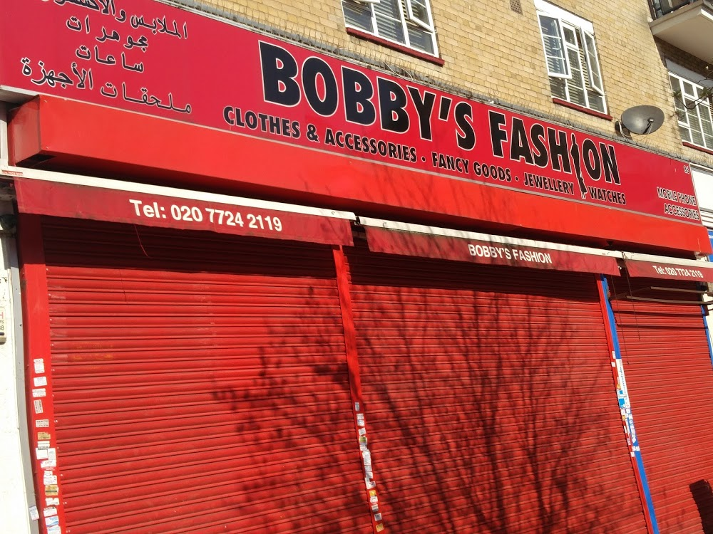 Bobby's Fashion London
