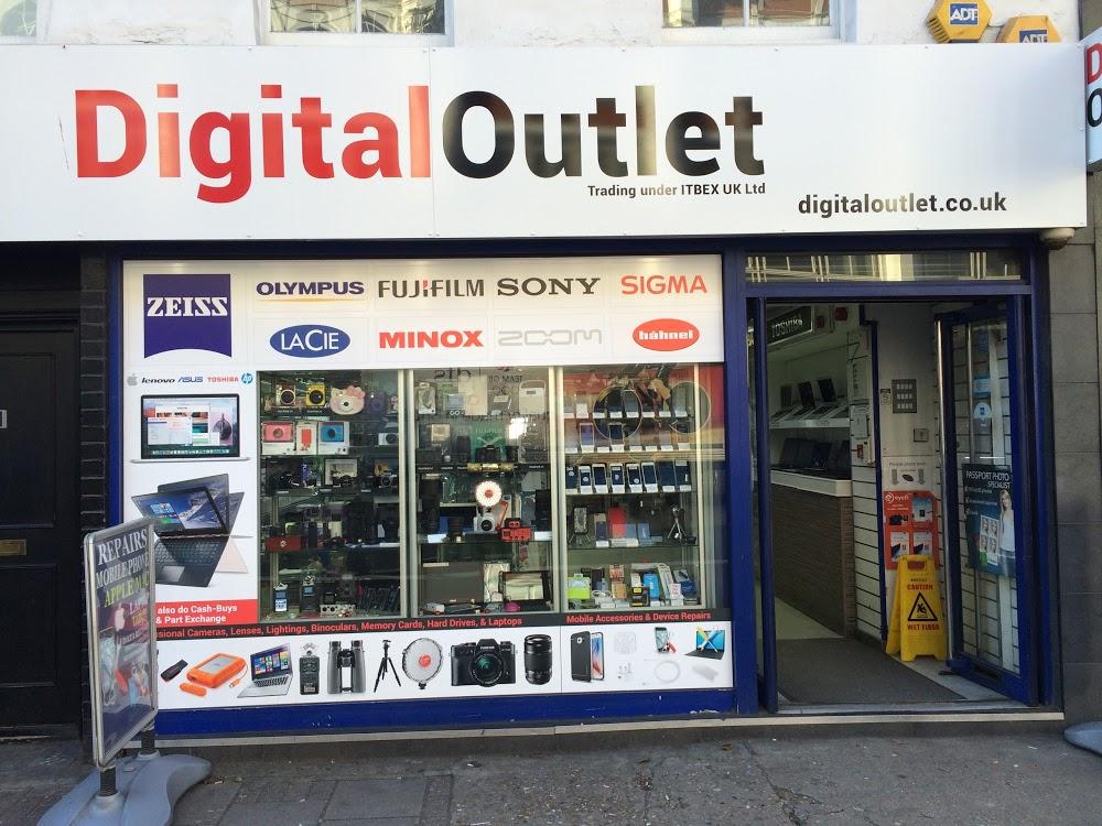 Digital Outlet