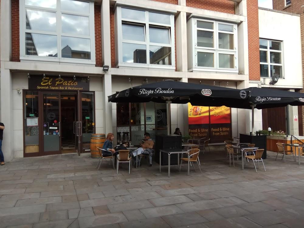 El Patio Tapas Bar & Restaurant