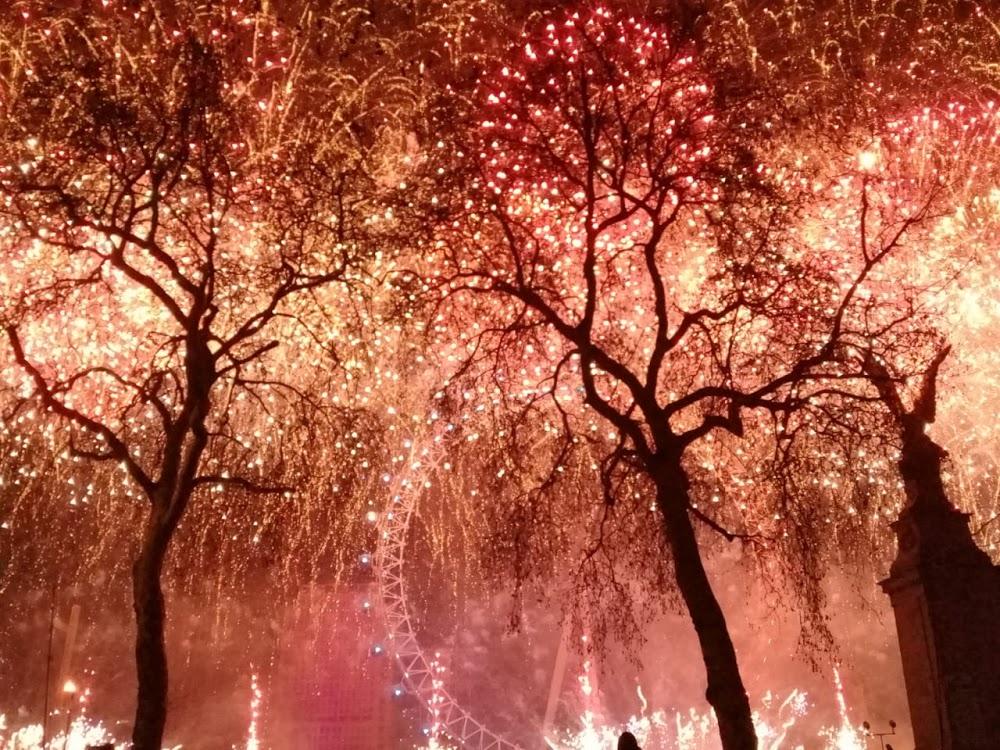 Fireworks Displays LONDON