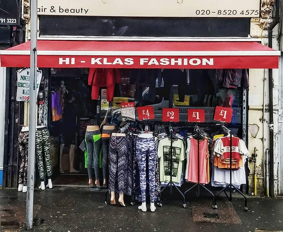 Hi- Klas Fashion