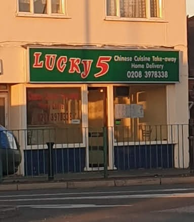 Lucky 5 Chinese Foods Home Delivery