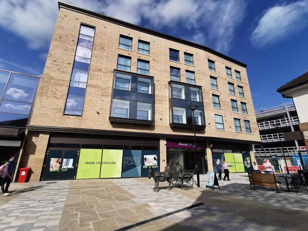 Premier Inn Horsham Town Centre hotel