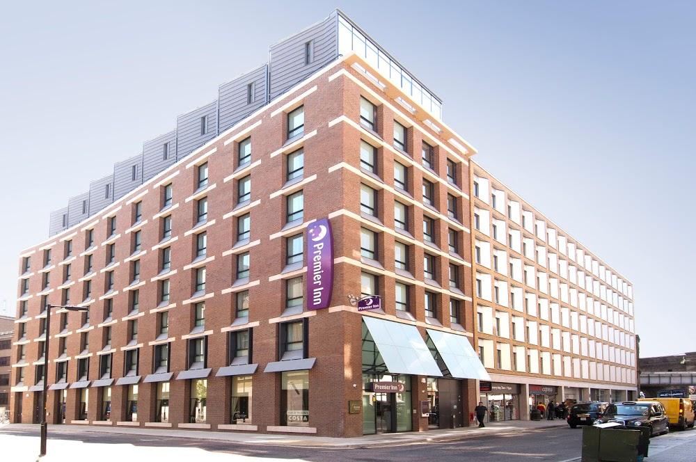 Premier Inn London Southwark (Tate Modern) hotel