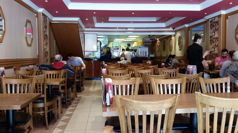 Rhona's Cafe