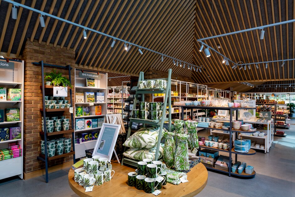 RHS Garden Wisley Shop and Plant Centre