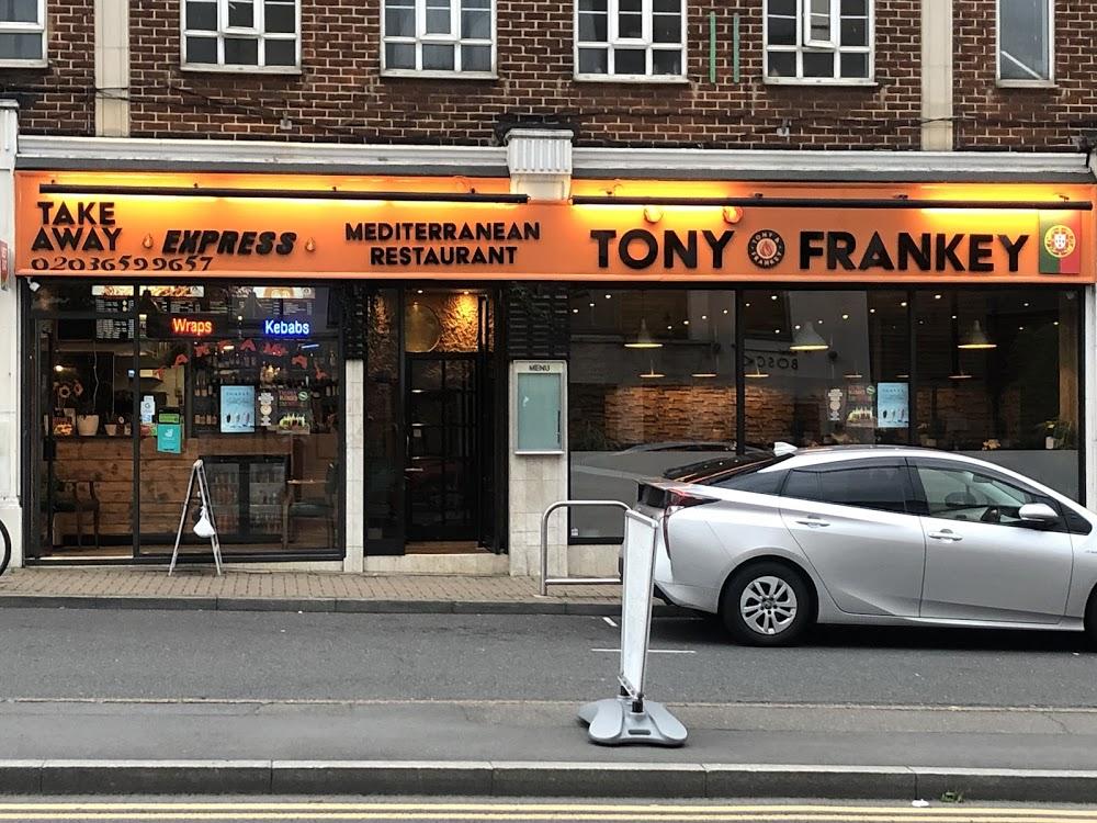 Tony & Frankey (Surbiton)