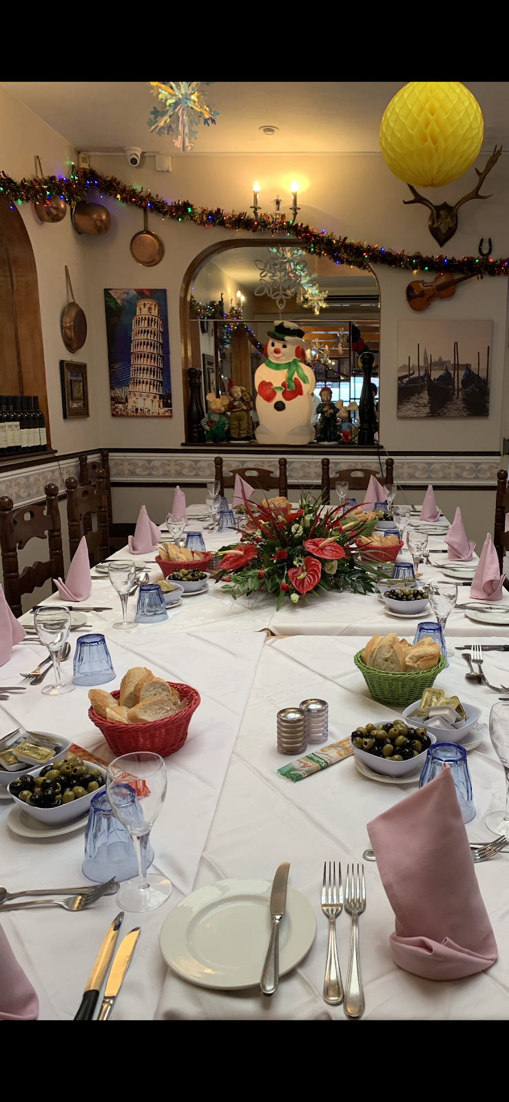 Topo Gigio Restaurant