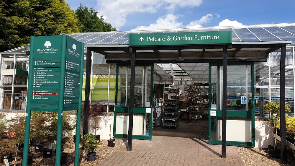 Woodcote Green Garden Centre & Nurseries