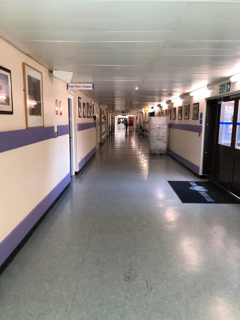 King George Hospital