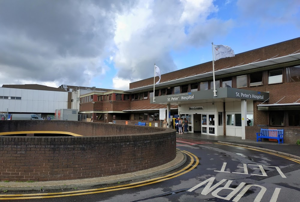 St Peter's Hospital
