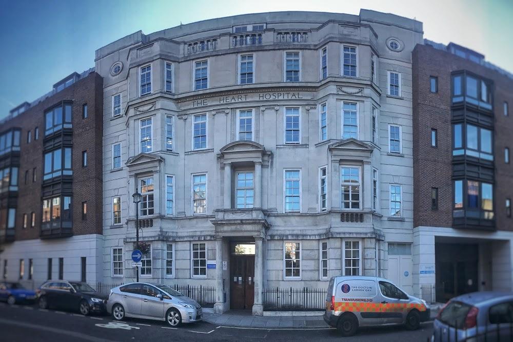 University College Hospital at Westmoreland Street