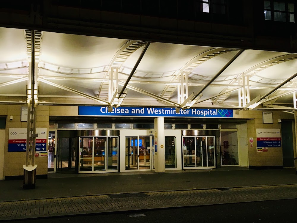 Chelsea and Westminster Hospital